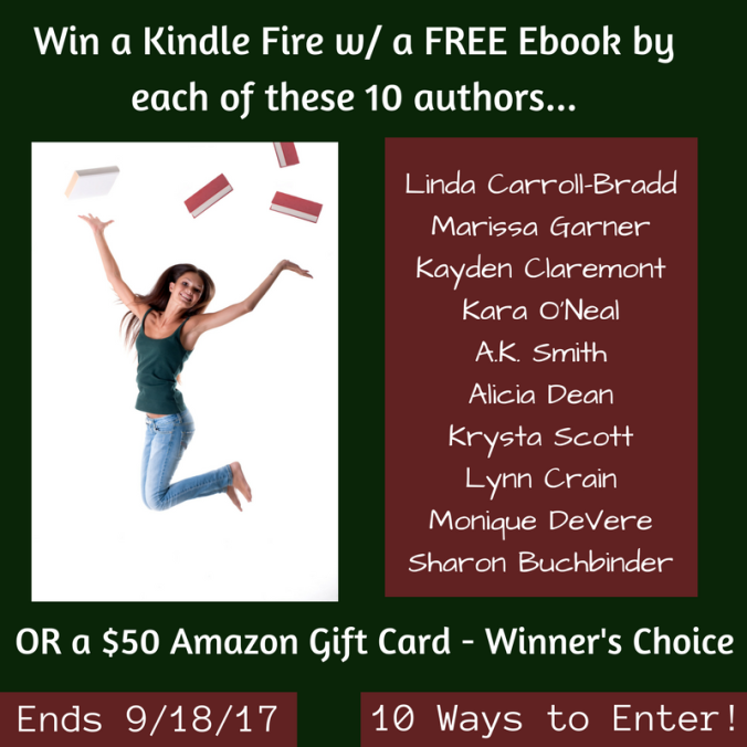 Win a Kindle Fire!!